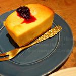 バンチオブピオニース - チーズケーキ