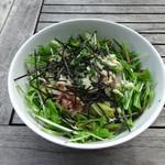 A971 レストラン - ネギトロ丼