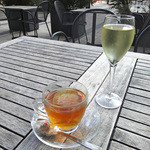 A971 レストラン - 紅茶とスパークリング