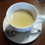 グラス・ア・ブー - ホットコーヒー