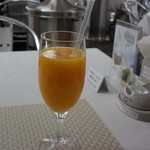 Caff'e Ponte ITALIANO - 絞りたてのオレンジジュース(スモール)
