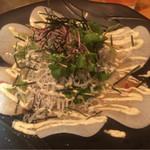 旬彩たまだ  - 料理写真:大根サラダ