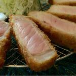 epais 関目高殿店 - 茶美豚ロースカツ1000円