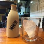 とんかつ ひやま - 160224 芋焼酎