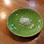 とんかつ ひやま - 160224 ロースカツセットの塩