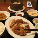 香得莱 - 週替わりランチ 酢豚