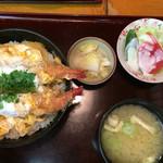 味のうえだ - 鎌倉丼980円‼️