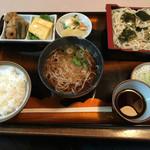 味の店 そば菊 - 蕎麦定食