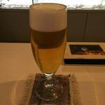 ラビルーナ - 生ビールは550円♪