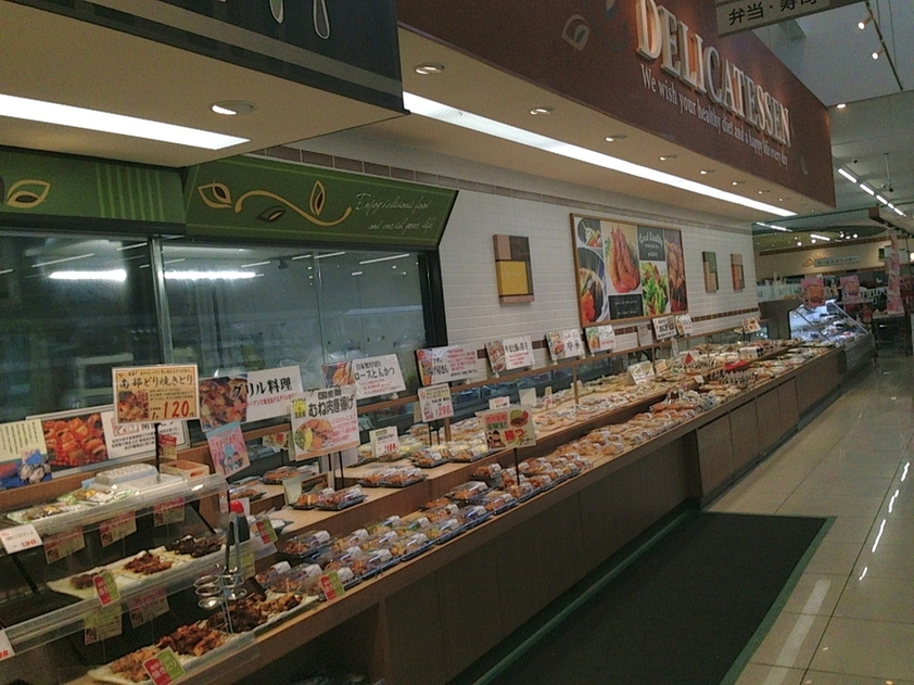 サンプラザ 河南町芸大前店