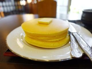 甘味処 華樓 - ホットケーキ
