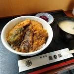 47880347 - 野菜天丼(800円)2016年2月