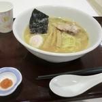 47880540 - ミニ中華そば、柚子唐辛子(小皿)
