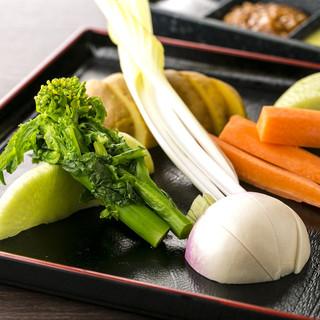 ◆契約農家より錦糸町まで直送。鮮度が保たれた有機無農薬野菜◆