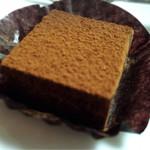アリス洋菓子店 - チョコレート