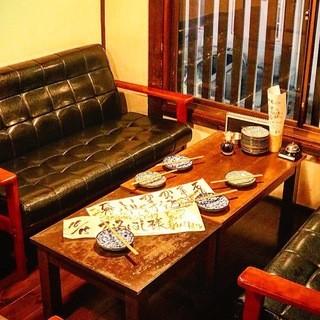 2階まである一軒家レストラン~レトロな大人の空間~