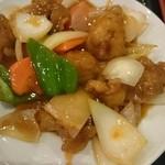 中華料理 東海飯店 - 酢豚