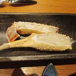 かま田 - ④焼き蟹