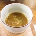 モトマチ ティモ - 野菜スープ