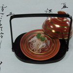 日本料理 鰻割烹  新川 - 先付