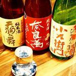 モリモリ商店 - 旬の日本酒も
