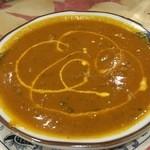 ラフィー インディアンレストラン - チキンカレー「HOT」