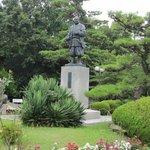 八千代 - 徳川家康公銅像