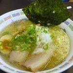 竹岡屋 - <2010年8月>期間限定 特製塩ラーメン 750円
