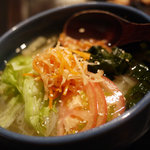 本格焼肉 寿香苑 あまつぼ - 冷麺