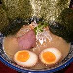 麺屋鎌倉山 - しおのり玉