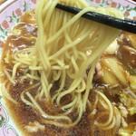 餃子の王将 - 麺