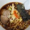とけい台食堂 - 料理写真:醤油ラーメン