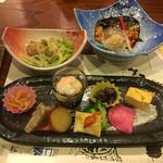 松本楼 - お料理ー1-☆