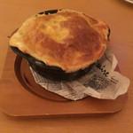 クイーンオブチキン - グリーンチキンカレーのパイ包み