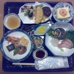鬼旬 - 最初の御膳