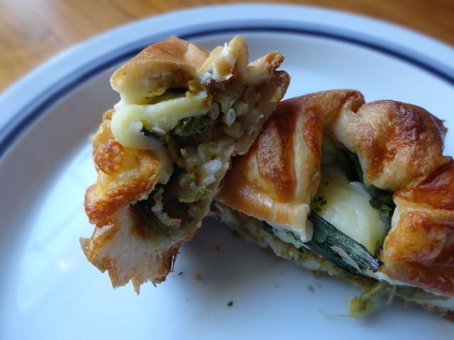 よねこベーカリー - 鎌倉野菜のカレーライスパン