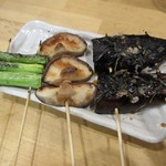 串焼きジョージ - 野菜串