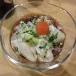 串焼きジョージ - 牡蠣ポン酢