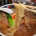 松富 - 麺リフト