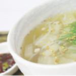 赤ちょ - 肉吸いスープ
