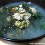 メセンイ・クグック - 青のりスープ- (by ソベッチャ・カンジャンケジャン)
