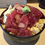 47908999 - バラ寿司大盛り770円