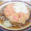 むさしの - 料理写真:生姜天そば