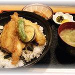 旬魚季菜 凪 - 穴子丼
