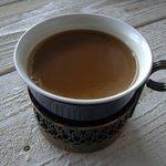 rub luck cafe - カフェ一押しの本格チャイ\550