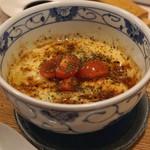 太門 - チーズ かま玉 うどん