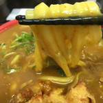 極楽うどん TKU - とにかく麺が美味い!!バッチリ好みの麺!!*\(^o^)/*