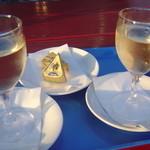 ウィーン・オーストリアの家 - ボジョレーワイン&チーズ