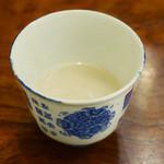 玉木 - えび芋のスープ