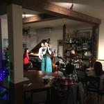 カフェスタジオ 言の波 - 毎月開催JazzLive♪